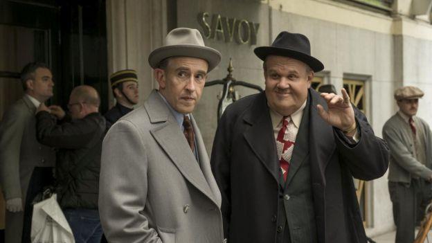 Stan (Steve Coogan) & Ollie (John C. Reilly)