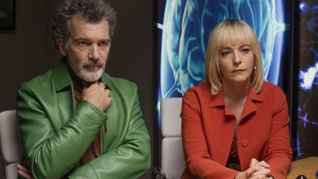Antonio Banderas und Nora Navas in «Dolor y Gloria» von Pedro Almodóvar
