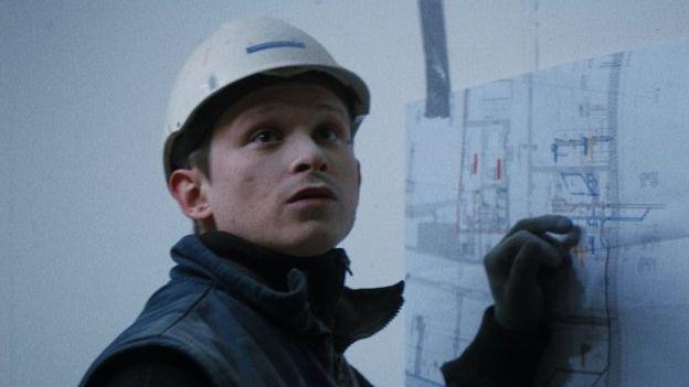 Joel Basman in «Der Büezer»
