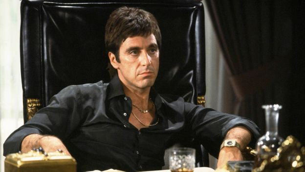Al Pacino in «Scarface»
