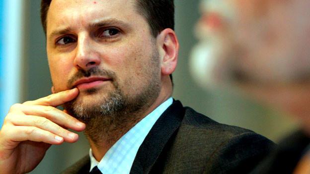 Pierre Krähenbühl war zuletzt 12 Jahre operativer Leiter des IKRK.
