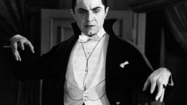 Marx hat gern mit dem Bild des Vampirs gearbeitet.