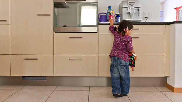 Wie viele Kinder die Tage bei Pflegefamilien verbringen, ist statistisch nicht erfasst.
