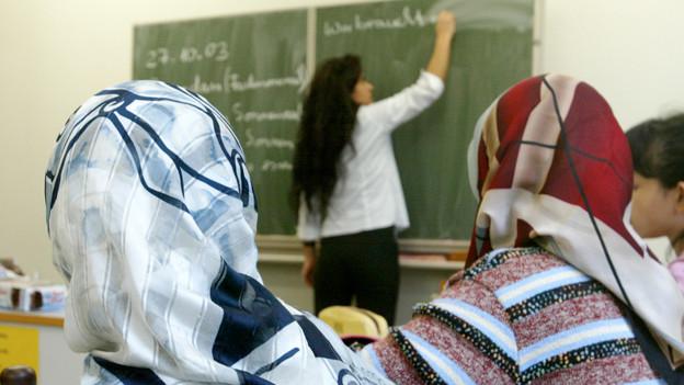 Islamunterricht auf deutsch