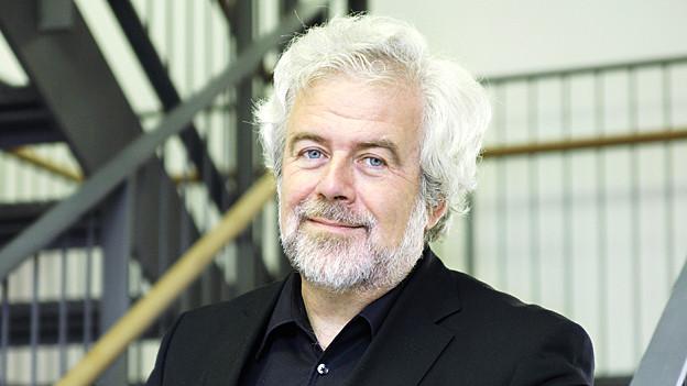 Der Germanistikprofessor und Philosoph Jochen Hörisch.
