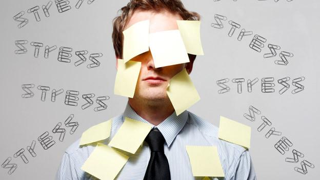 Stress hat viele Formen.