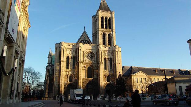 Grabstätte der französischen Könige: die Kathedrale von St. Denis.
