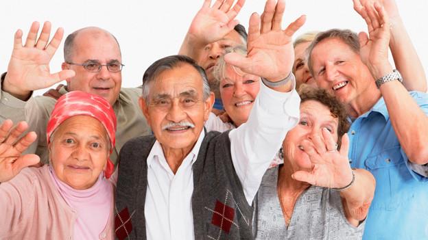 Unsere Lebenserwartung steigt - aber ist die Gesellschaft tatsächlich darauf vorbereitet?