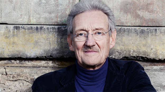 Schriftsteller Christian Haller