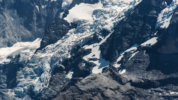 Welche Auswirkungen hat die Klimaerwärmung – etwa für die Gletscher?