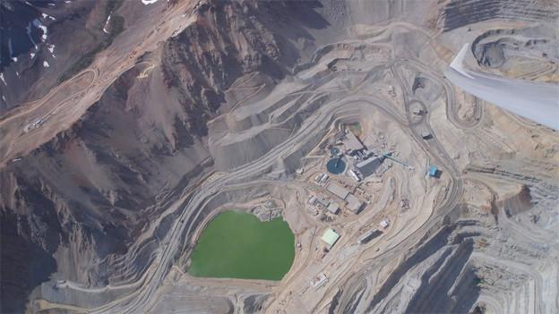 40 Jahre nach dem Putsch: Spurensuche in einer Kupfermine in Chile