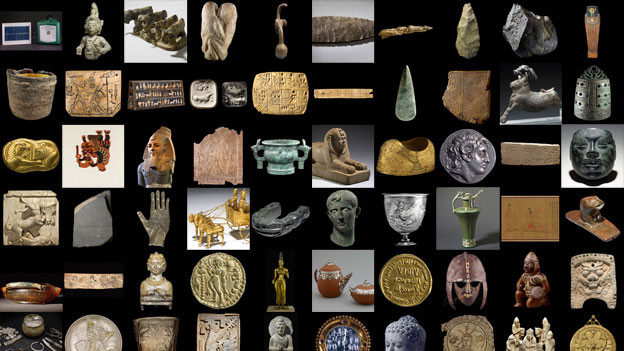 Die Geschichte der Welt, erzählt in 100 Objekten.