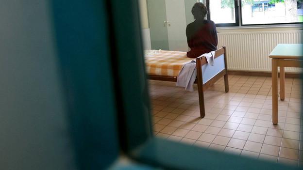 Die Psychiatrie, in China ein Ort um Regimegegner aus dem Weg zu schaffen?