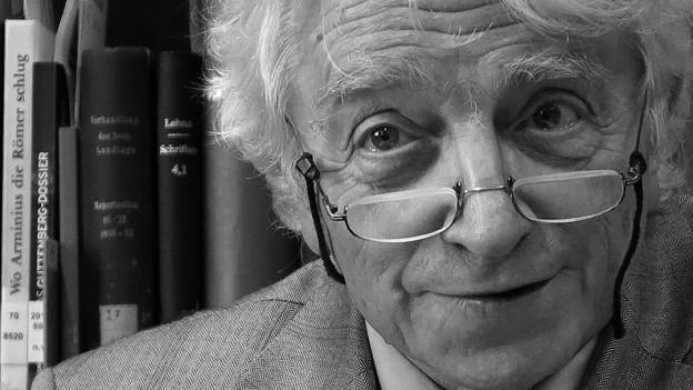 Der Philosophiehistoriker Kurt Flasch.