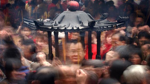Überbevölkerung in Taiwan