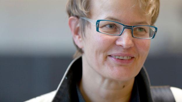 Susanne Baer ist deutsche Rechtswissenschaftlerin und seit dem 2. Februar 2011 Richterin des Deutschen Bundesverfassungsgerichts.