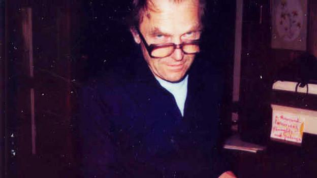 Der Wissenschaftstheoretiker Paul Karl Feyerabend.