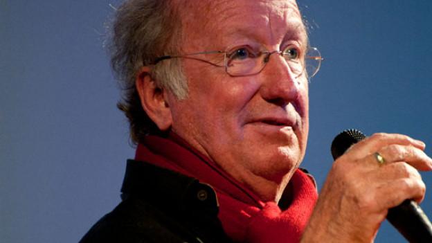 Porträtaufnahme von Jan Uwe Rogge