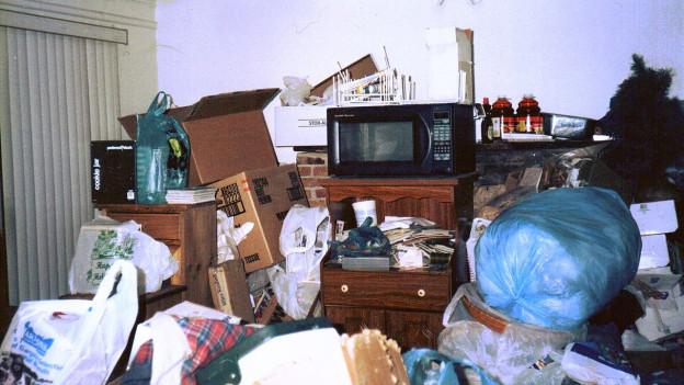 Das Chaos in den eigenen vier Wänden ist eine Überlebensstrategie.
