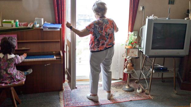 Gewalt gegen alte Menschen häuft sich