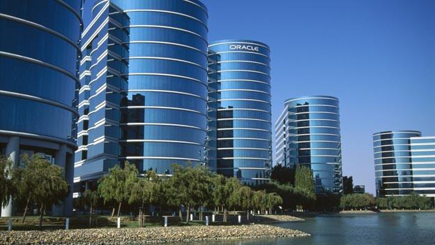 Oracle Sitz im Silicon Valley.