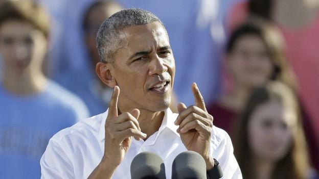 Grosse Frage: Wer wird Obamas Nachfolger?