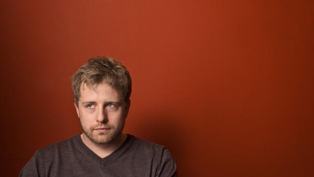 Porträt von Gabriel Vetter