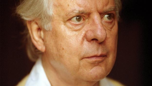 Portrait von Karlheinz Stockhausen