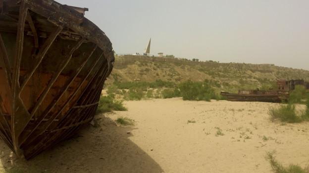 Audio «Aralsee – eine Umweltkatastrophe mit Fortsetzung» abspielen.