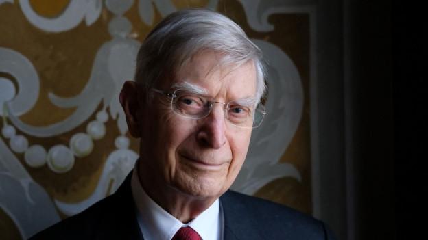 Portrait von Herbert Blomstedt