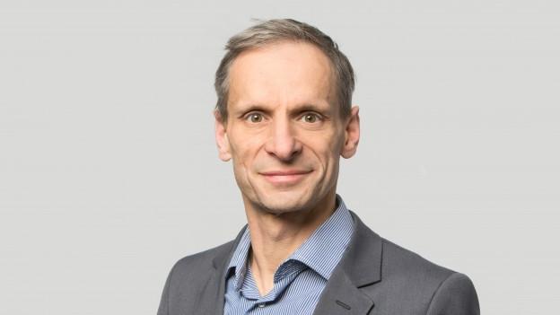 Portrait von Mathias Binswanger