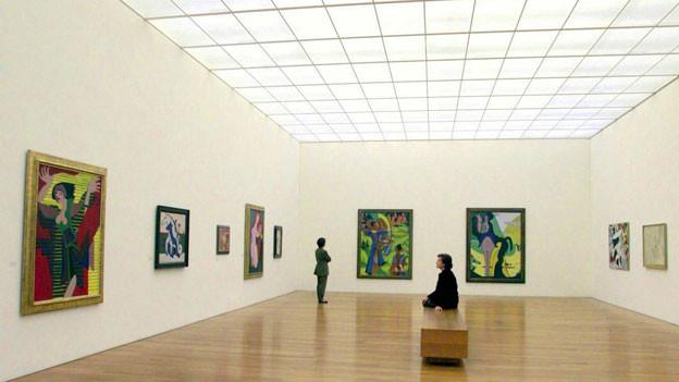 Der mit 100'000 Franken dotierte Tageslicht-Award 2012 ging an ein Gebäude aus dem Jahr 1992: das Kirchner Museum in Davos von Annette Gigon und Mike Guyer.