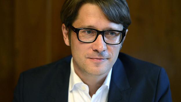 Löste Pius Knüsel als Direktor der Kulturstiftung Pro Helvetia ab: Andrew Holland.