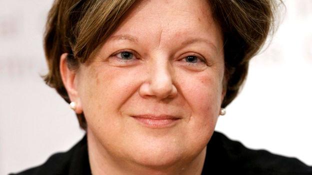 Isabelle Chassot, die neue Direktorin Bundesamt fürs BAK.