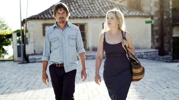 Ethan Hawke und Julie Delpy als Jesse und Celine.