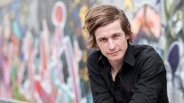 Der Bündner Autor Arno Camenisch.