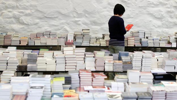 Der Abgang von Bettina Spoerri hat bei den Solothurner Literaturtagen Fragen aufgeworfen.