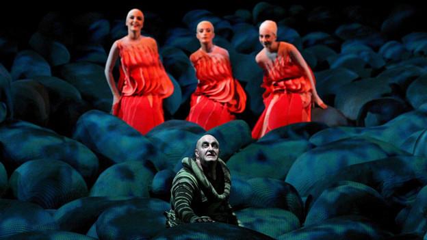 «Das Rheingold» ist der Krimi unter Richard Wagners Opern.