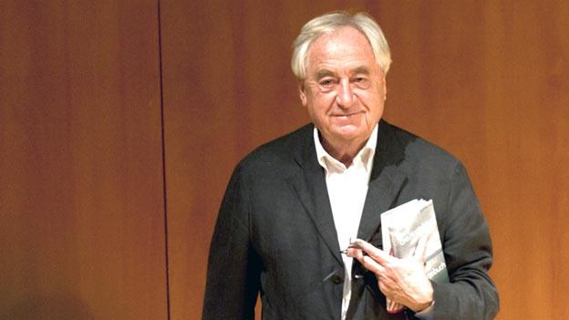Der Autor Cees Nooteboom wurde am 31. Juli 1933 in Den Haag geboren.