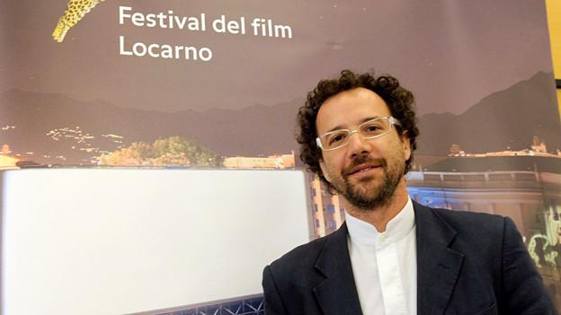 Premiere als Direktor am Filmfestival Locarno: Carlo Chatrian