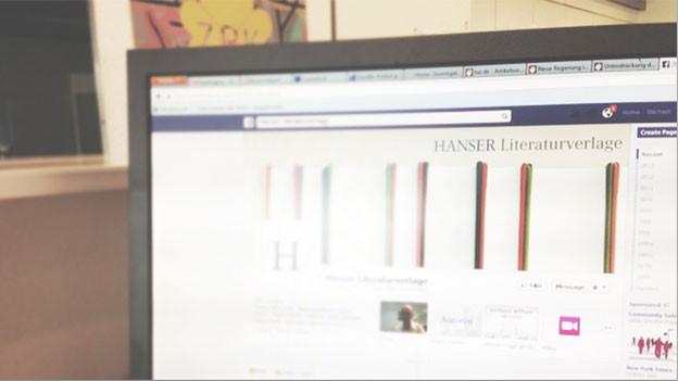Die Hanser Literaturtage setzen auf Social Media.