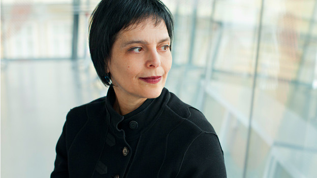 Chaya Czernowin, Composer-in-Residence in Luzern.