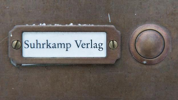 Ein Streit der Gesellschafter lähmt seit Jahren die Arbeit des Suhrkamp-Verlags.