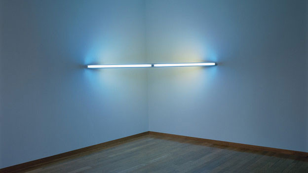 Dan Flavin: Untitled, 1969.