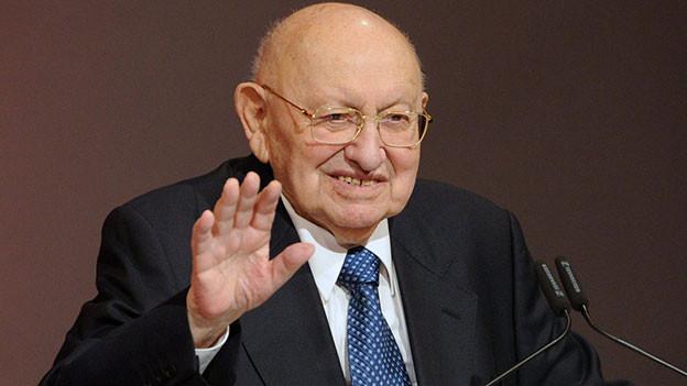 Literaturkritiker Reich-Ranicki ist gestorben