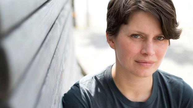 Henriette Vásárhelyi ist mit ihrem Erstling «Immeer» für den Schweizer Buchpreis nominiert.