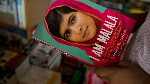 Malala wird als «Heldin unserer Zeit» gefeiert und ist Kandidatin für den Friedensnobelpreis.
