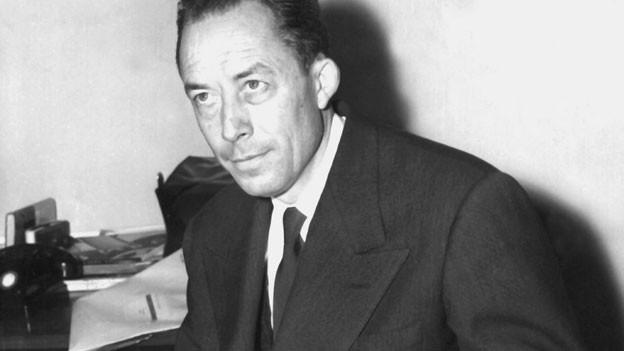 Albert Camus beschäftigte sich er gerne mit der Frage nach dem Sinn des Lebens.