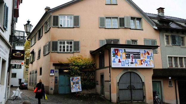 Das Museum Strauhof in Zürich.