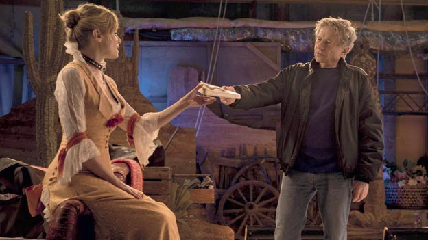 Szenenbild aus dem Film «La Vénus à la fourrure».